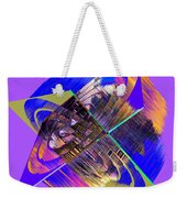 1422 Abstract Thought Weekender Tote Bag