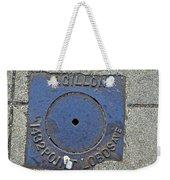 1432 Point Lobos Ave. - San Fran Weekender Tote Bag
