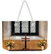 14th Century Chapel Weekender Tote Bag