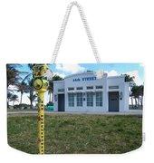 14th Street Bathhouse Weekender Tote Bag