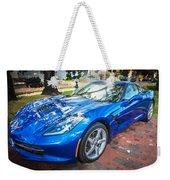 2014 Chevrolet Corvette C7 Weekender Tote Bag