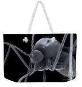 Anopheles Mosquito Weekender Tote Bag