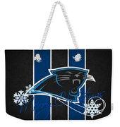 Carolina Panthers Weekender Tote Bag
