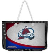 Colorado Avalanche Weekender Tote Bag