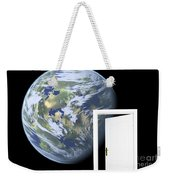 Door To New World Weekender Tote Bag