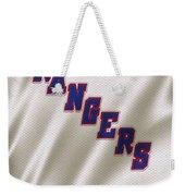 New York Rangers Weekender Tote Bag