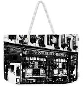 The Sherlock Holmes Pub  Weekender Tote Bag