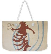 The Wise Virgin Weekender Tote Bag