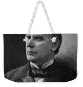 William Mckinley (1843-1901) Weekender Tote Bag