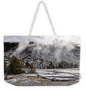 Yellowstone Weekender Tote Bag