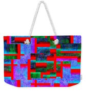 1520 Abstract Thought Weekender Tote Bag