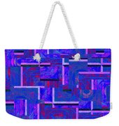 1527 Abstract Thought Weekender Tote Bag