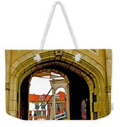 1540 Entrance To Enkhuizen-netherlands Weekender Tote Bag