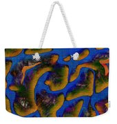 1541 Abstract Thought Weekender Tote Bag