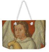 15th Century Angel Painting 6 Weekender Tote Bag
