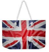 British Flag 23 Weekender Tote Bag