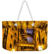 Butlers Wharf London Weekender Tote Bag