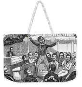Davy Crockett (1786-1836) Weekender Tote Bag