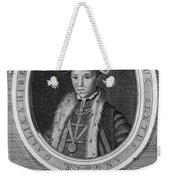 Edward Vi (1537-1553) Weekender Tote Bag