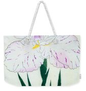 Japanese Flower Weekender Tote Bag