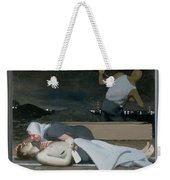 16. Jesus Is Buried / From The Passion Of Christ - A Gay Vision Weekender Tote Bag