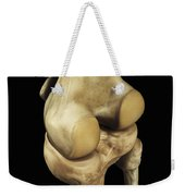 Knee Bones Right Weekender Tote Bag