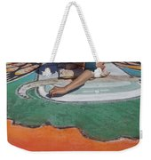 Lake Worth Street Painting Festival Weekender Tote Bag