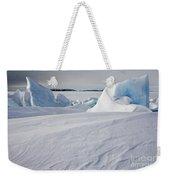 Pack Ice, Antarctica Weekender Tote Bag