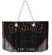 San Francisco Giants Weekender Tote Bag