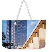 Skyline Of Uptown Charlotte North Carolina Weekender Tote Bag