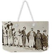 Wwi Refugees, 1919 Weekender Tote Bag