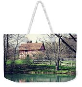 1600's English Home Weekender Tote Bag