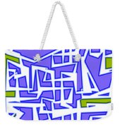 1623 Abstract Thought Weekender Tote Bag