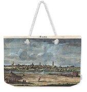 1698 De Bruijin View Of Rama Israel Palestine Holy Land Weekender Tote Bag