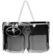 1960 Chevrolet Corvette Weekender Tote Bag by Jill Reger