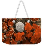 Blood Clot Weekender Tote Bag