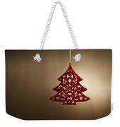 Christmas Tree Ornament  Weekender Tote Bag