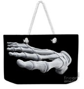 Foot Bones Weekender Tote Bag