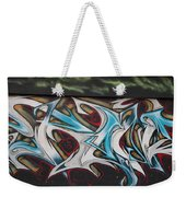 Graffiti Weekender Tote Bag
