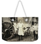 Hine Home Industry, 1912 Weekender Tote Bag