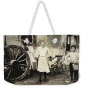 Hine Home Industry, 1912 Weekender Tote Bag