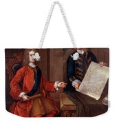 John Churchill (1650-1722) Weekender Tote Bag