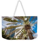 Miami Beach Weekender Tote Bag
