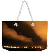 Nebraska Roll Cloud A Cometh Weekender Tote Bag