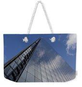 The Shard Weekender Tote Bag