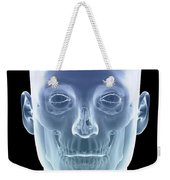 The Skull Weekender Tote Bag