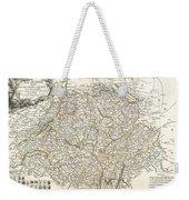1771 Bonne Map Of Switzerland Weekender Tote Bag
