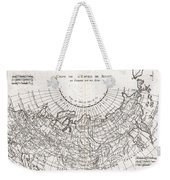 1780 Raynal And Bonne Map Of Russia Weekender Tote Bag