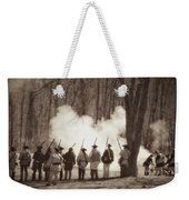 1781 Guilford Court House Battle Weekender Tote Bag