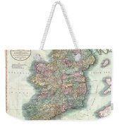 1799 Cary Map Of Ireland  Weekender Tote Bag